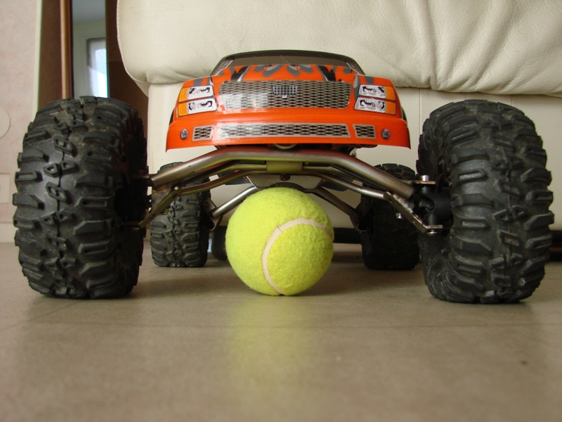 Proto Crawler Home made V.2 - 2009 044