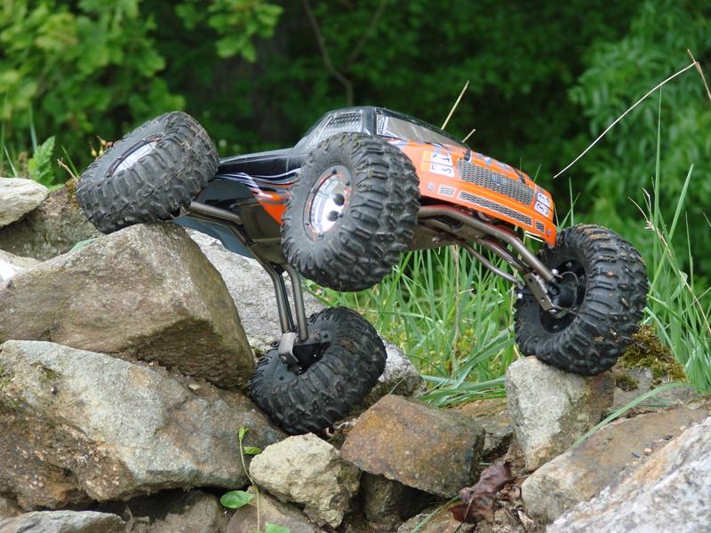 Proto Crawler Home made V.2 - 2009 045