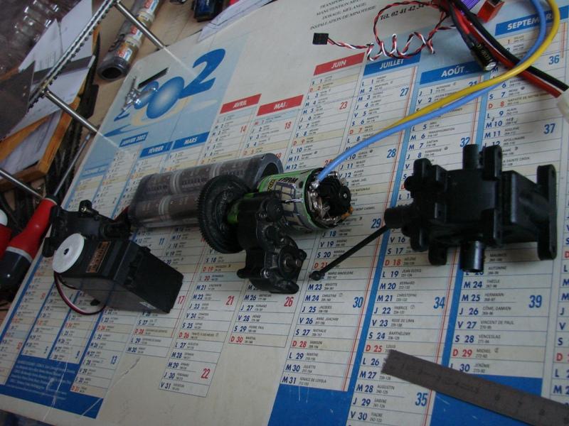 Proto Crawler Home made V.3 - 2010 001