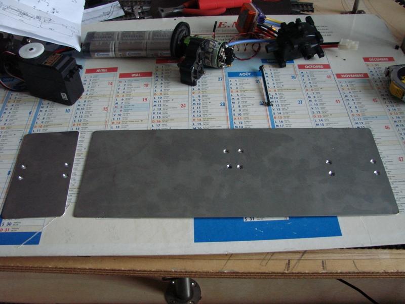 Proto Crawler Home made V.3 - 2010 003