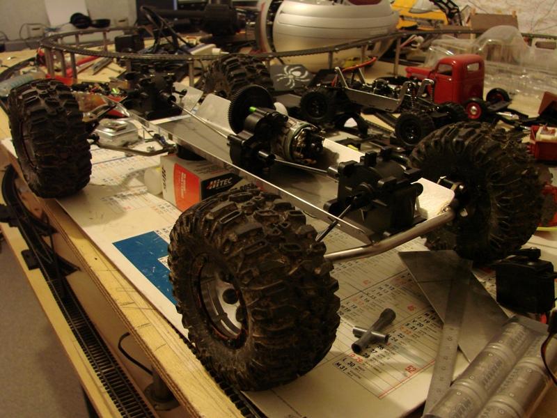 Proto Crawler Home made V.3 - 2010 007