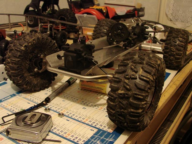 Proto Crawler Home made V.3 - 2010 008