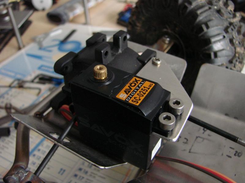 Proto Crawler Home made V.3 - 2010 011