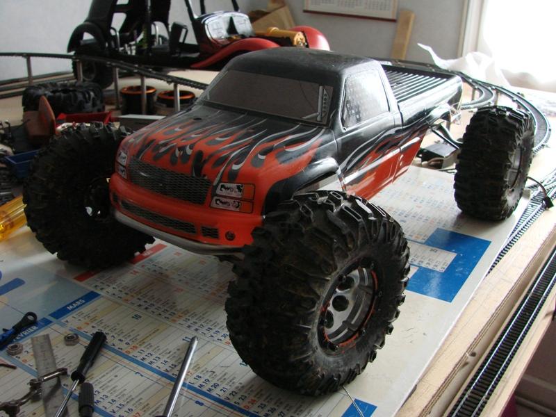 Proto Crawler Home made V.3 - 2010 014