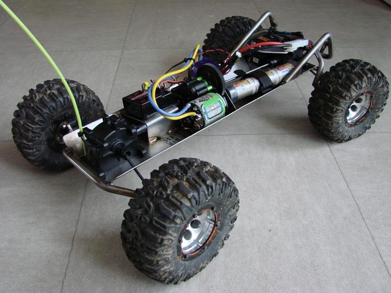 Proto Crawler Home made V.3 - 2010 021