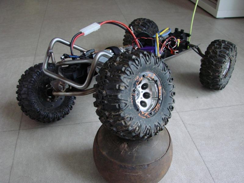 Proto Crawler Home made V.3 - 2010 022