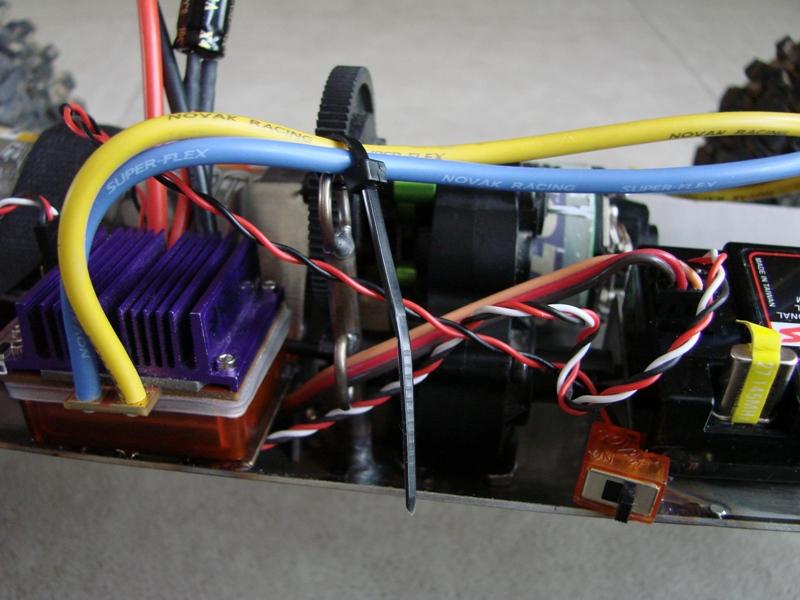 Proto Crawler Home made V.3 - 2010 027