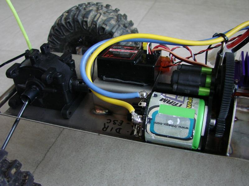Proto Crawler Home made V.3 - 2010 032