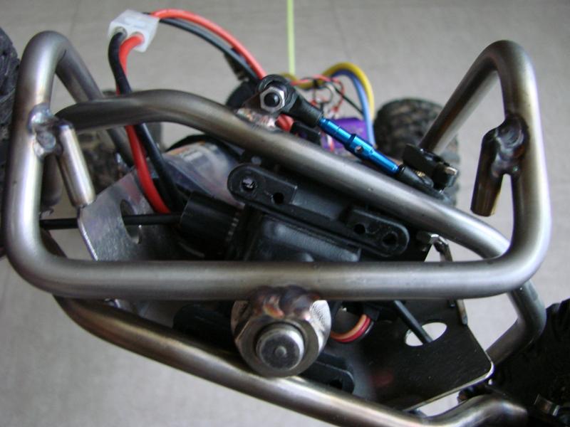 Proto Crawler Home made V.3 - 2010 034