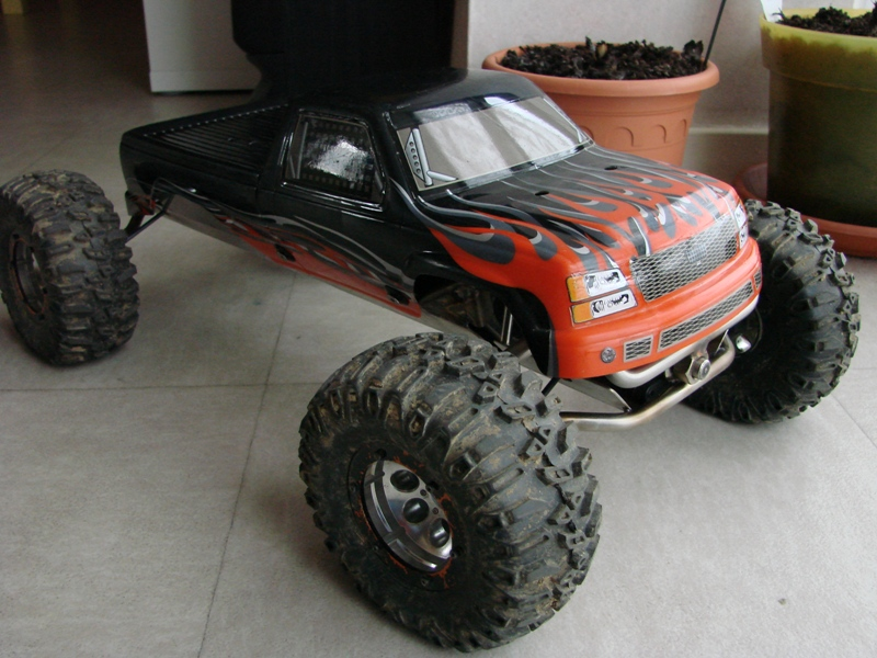 Proto Crawler Home made V.3 - 2010 039