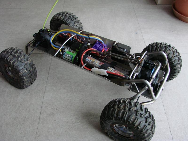 Proto Crawler Home made V.3 - 2010 042