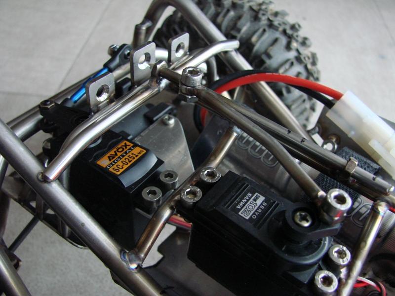Proto Crawler Home made V.3 - 2010 045