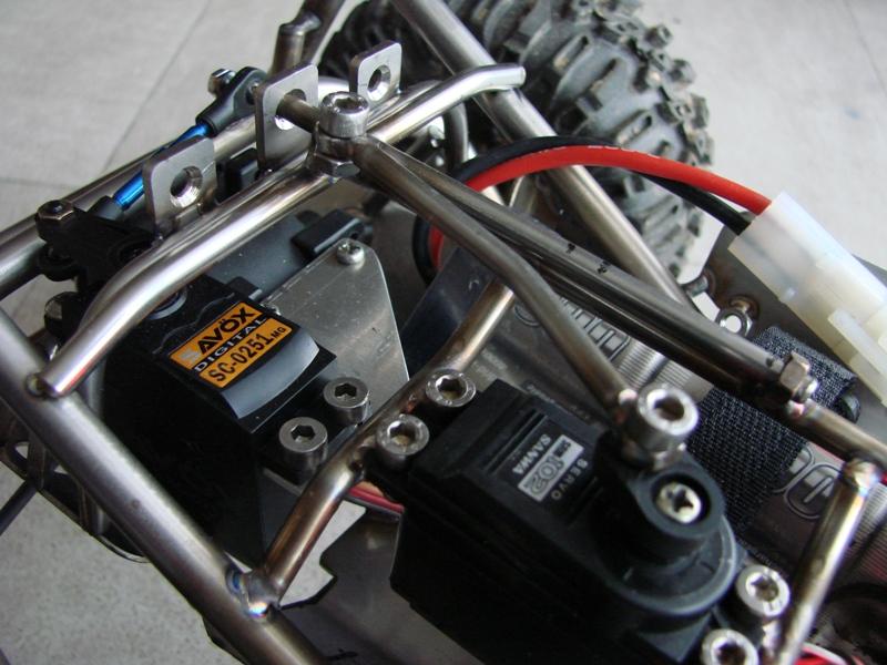 Proto Crawler Home made V.3 - 2010 046