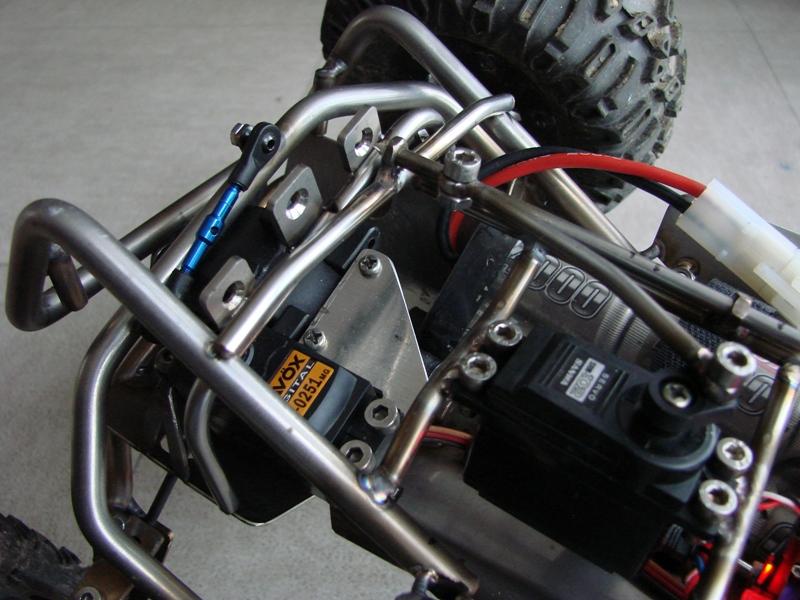 Proto Crawler Home made V.3 - 2010 047