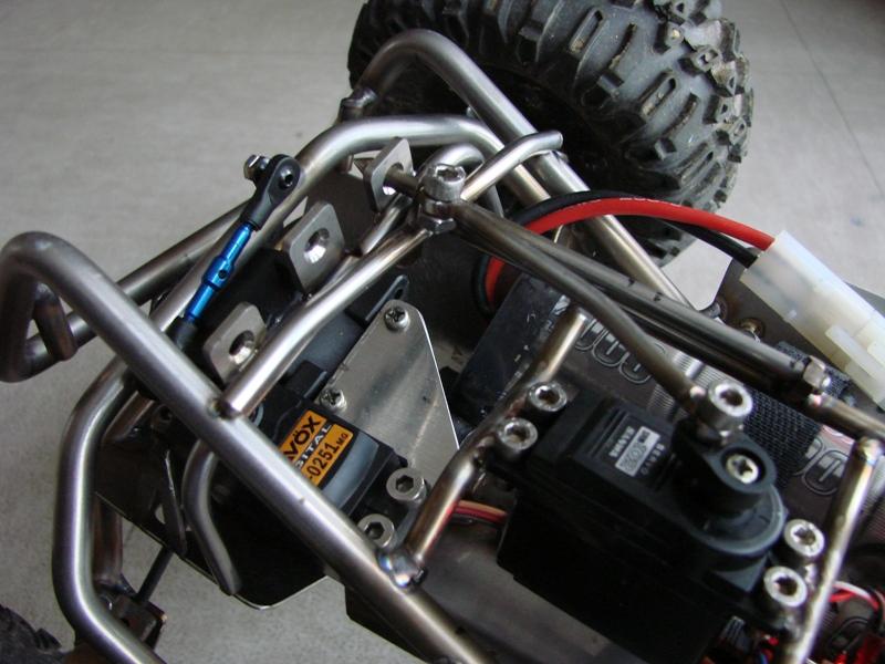 Proto Crawler Home made V.3 - 2010 048