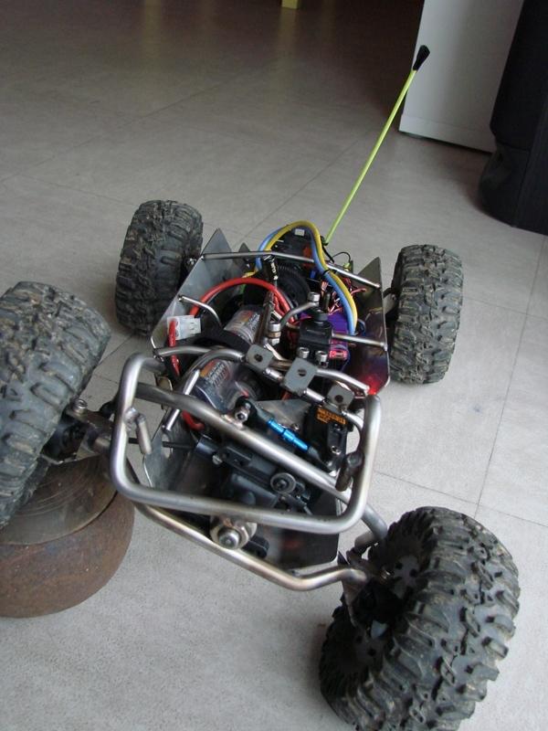 Proto Crawler Home made V.3 - 2010 050