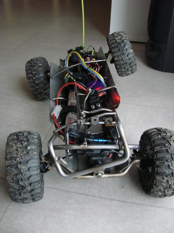Proto Crawler Home made V.3 - 2010 051