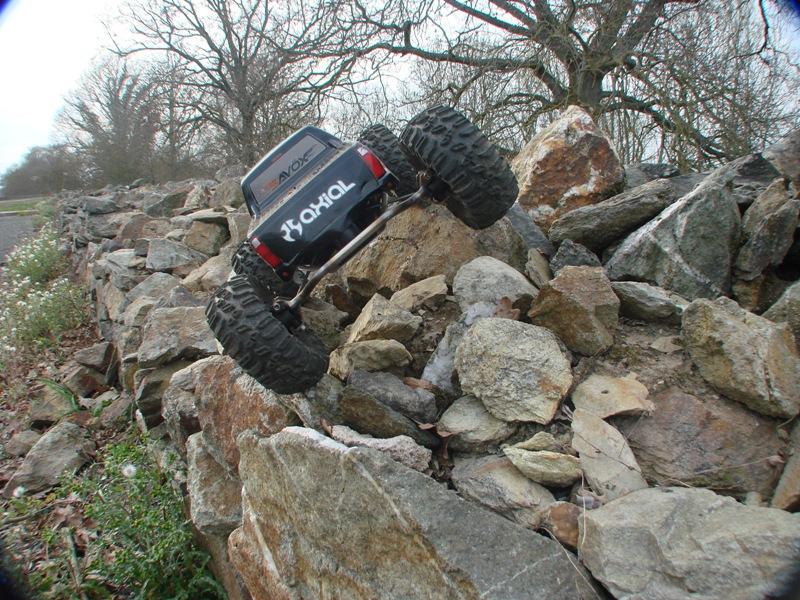 Proto Crawler Home made V.3 - 2010 053