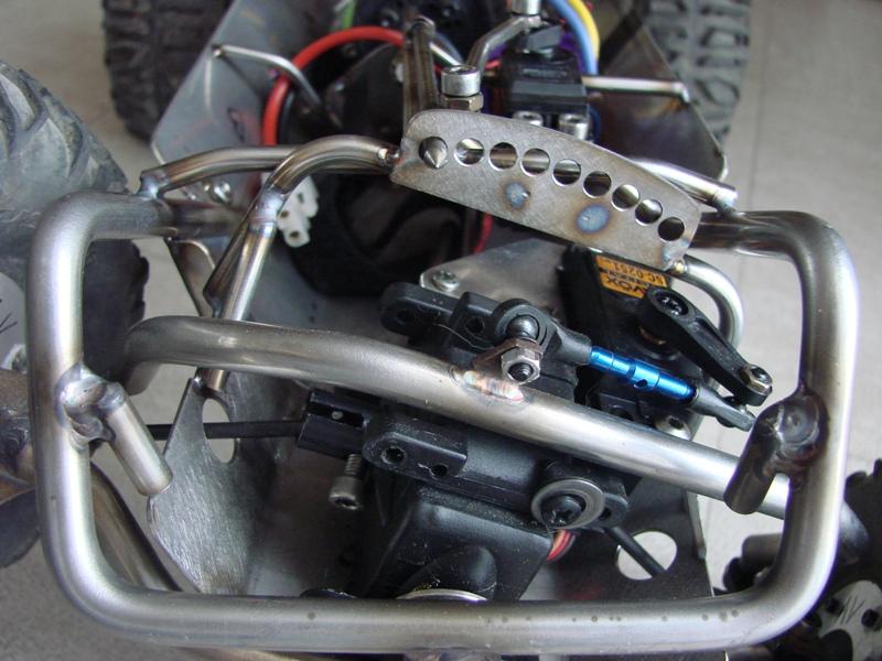Proto Crawler Home made V.3 - 2010 069