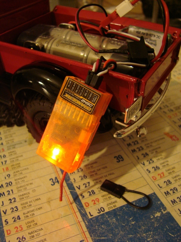 [Tuto] Radio Spectrum DX6i - Quelques astuces et reglages de base.  09