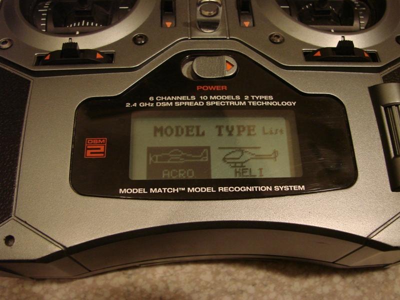 [Tuto] Radio Spectrum DX6i - Quelques astuces et reglages de base.  12