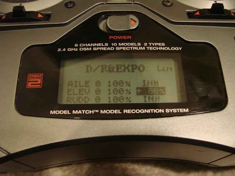 [Tuto] Radio Spectrum DX6i - Quelques astuces et reglages de base.  24