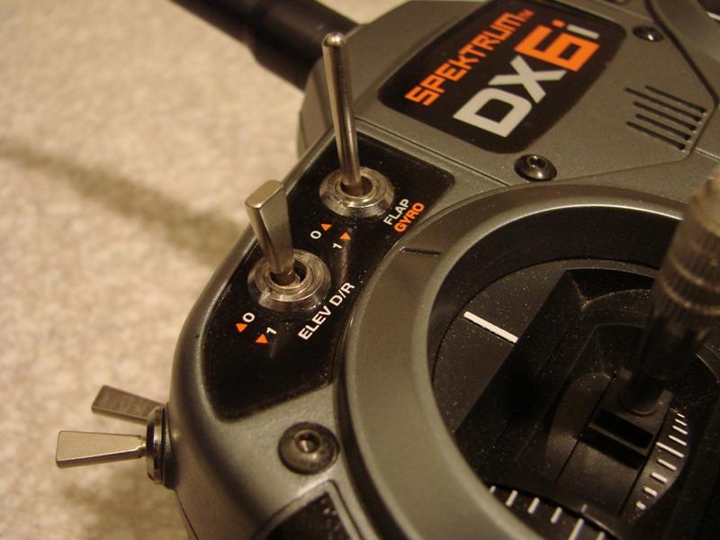 [Tuto] Radio Spectrum DX6i - Quelques astuces et reglages de base.  28