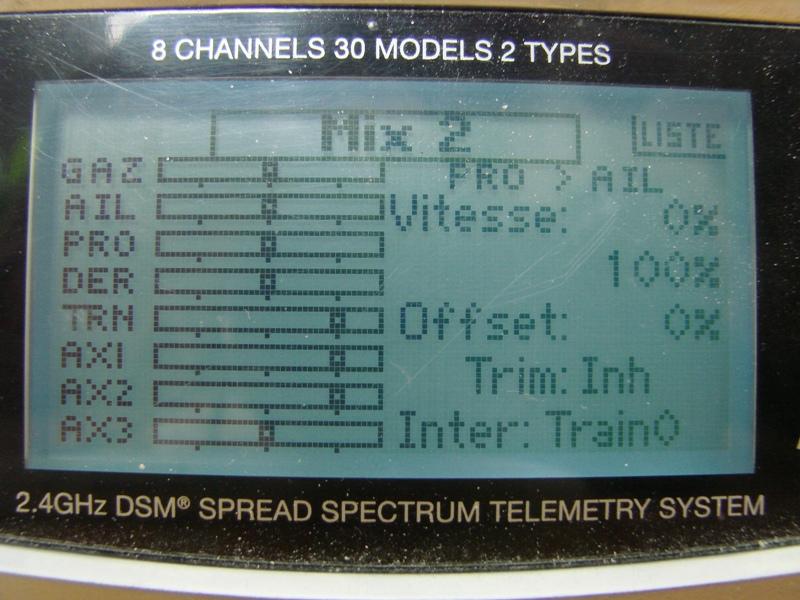 [Tuto] Radio Spectrum DX8 - Quelques astuces et reglages de base.  101