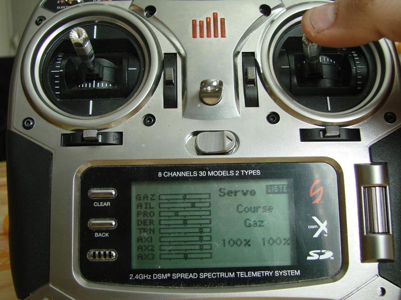[Tuto] Radio Spectrum DX8 - Quelques astuces et reglages de base.  109