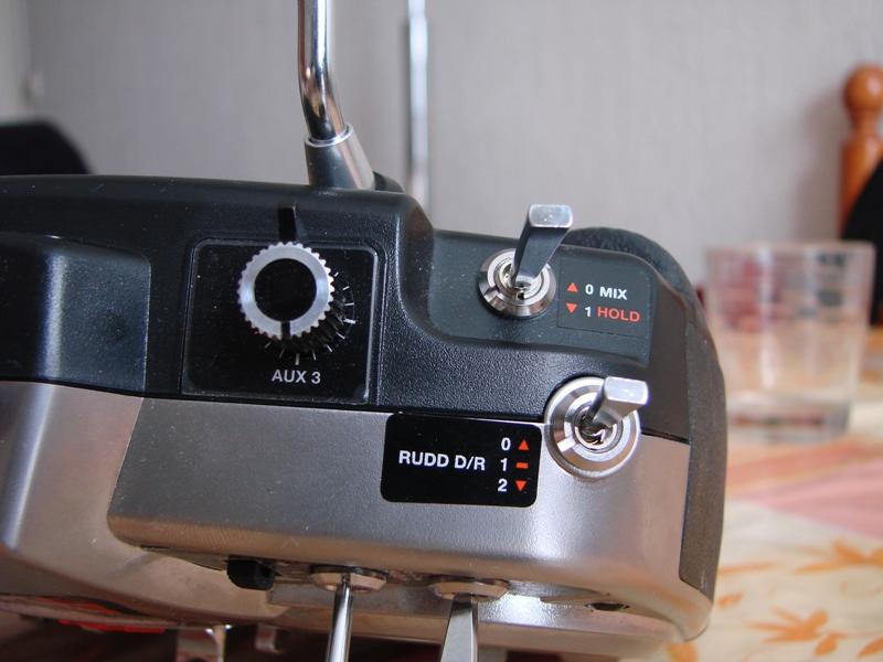 [Tuto] Radio Spectrum DX8 - Quelques astuces et reglages de base.  115