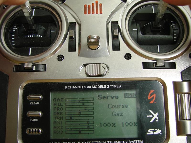 [Tuto] Radio Spectrum DX8 - Quelques astuces et reglages de base.  118