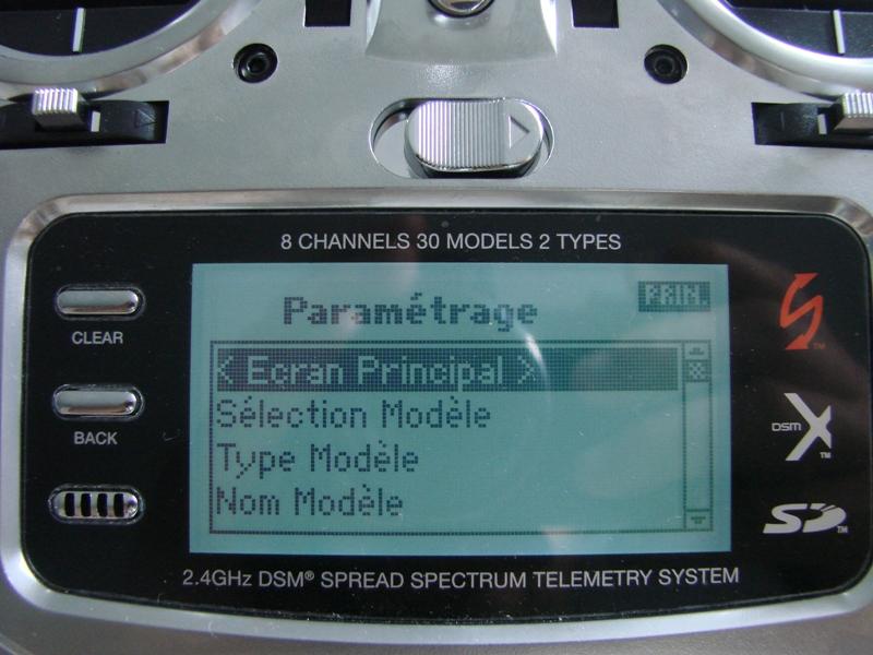 [Tuto] Radio Spectrum DX8 - Quelques astuces et reglages de base.  13