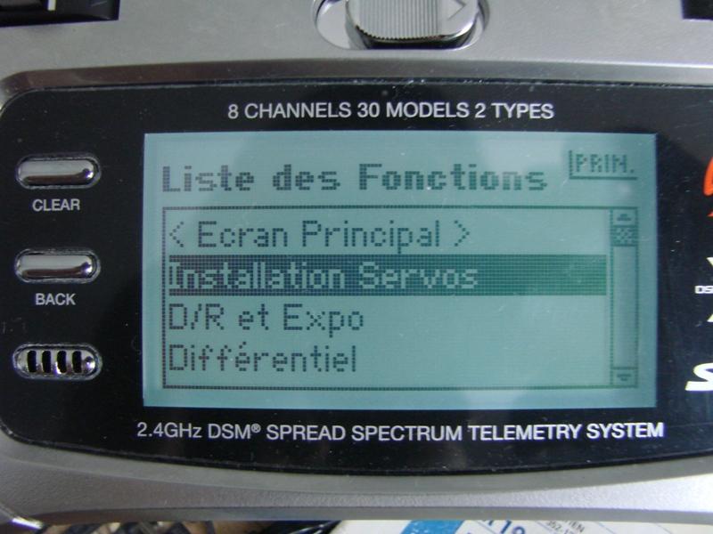 [Tuto] Radio Spectrum DX8 - Quelques astuces et reglages de base.  32
