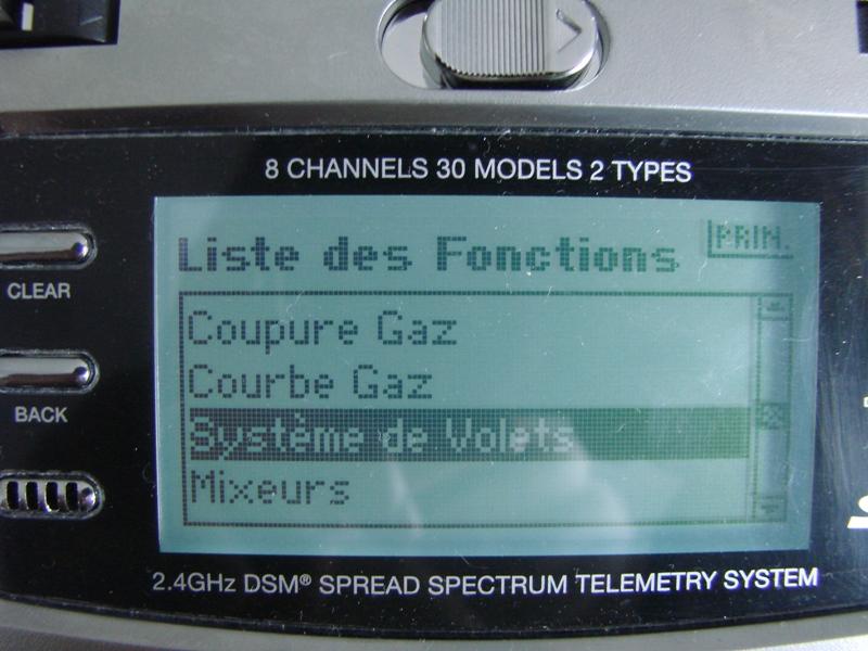 [Tuto] Radio Spectrum DX8 - Quelques astuces et reglages de base.  38