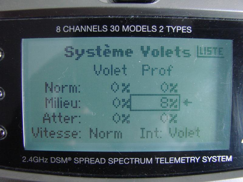[Tuto] Radio Spectrum DX8 - Quelques astuces et reglages de base.  42