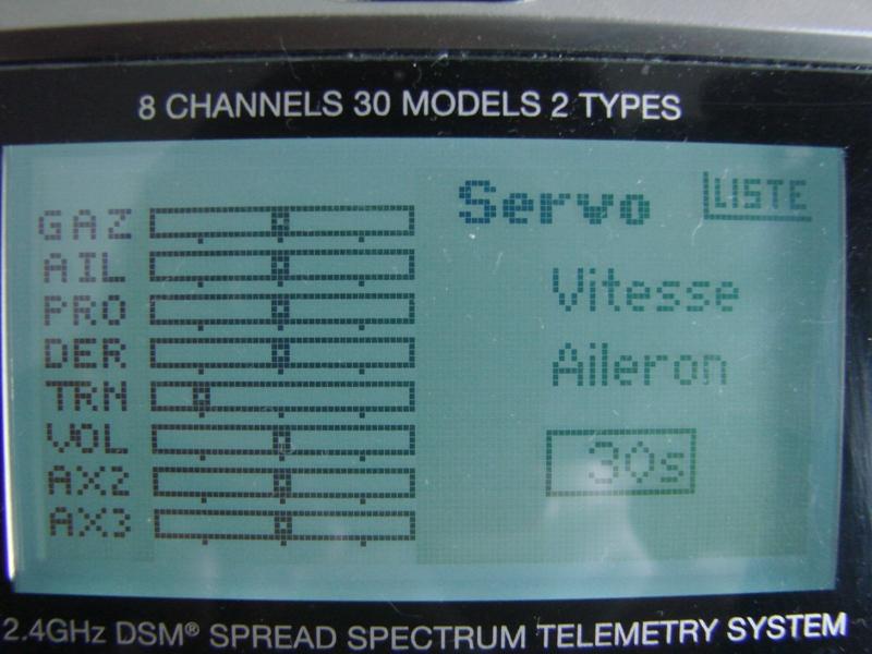 [Tuto] Radio Spectrum DX8 - Quelques astuces et reglages de base.  54