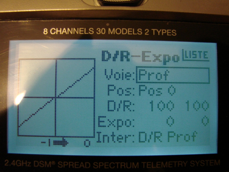 [Tuto] Radio Spectrum DX8 - Quelques astuces et reglages de base.  64