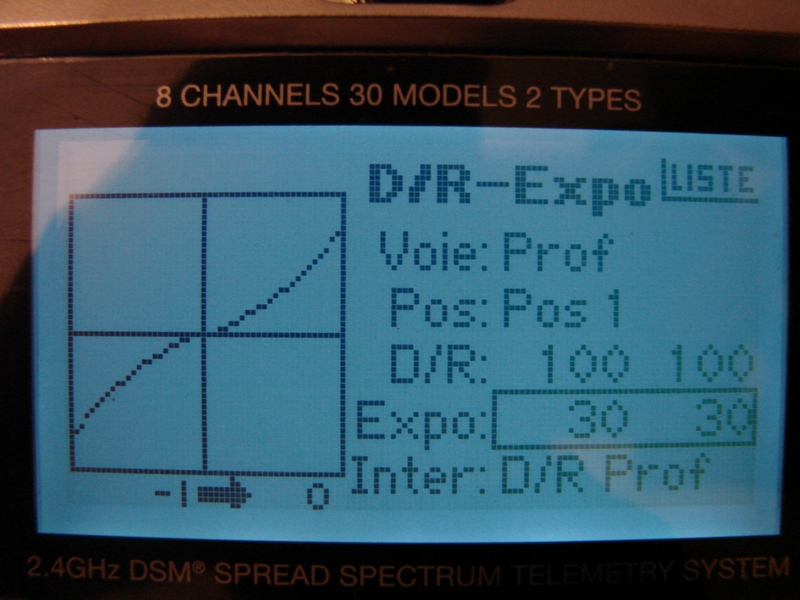 [Tuto] Radio Spectrum DX8 - Quelques astuces et reglages de base.  67