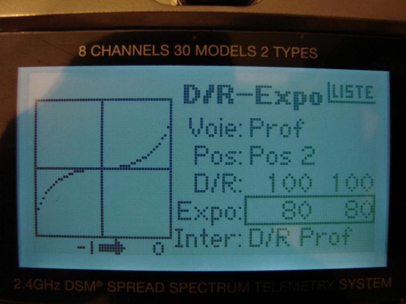 [Tuto] Radio Spectrum DX8 - Quelques astuces et reglages de base.  68