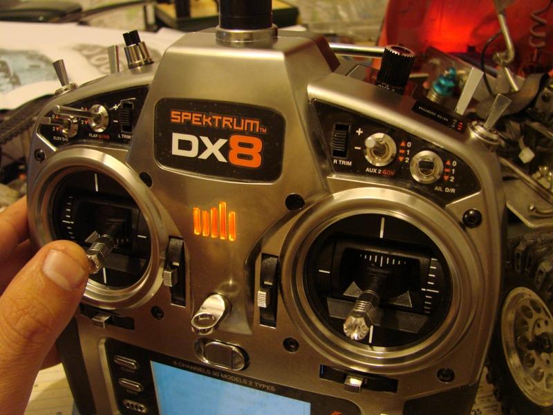 [Tuto] Radio Spectrum DX8 - Quelques astuces et reglages de base.  84