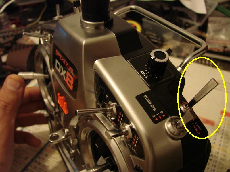 [Tuto] Radio Spectrum DX8 - Quelques astuces et reglages de base.  85