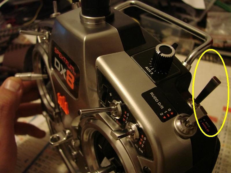 [Tuto] Radio Spectrum DX8 - Quelques astuces et reglages de base.  86
