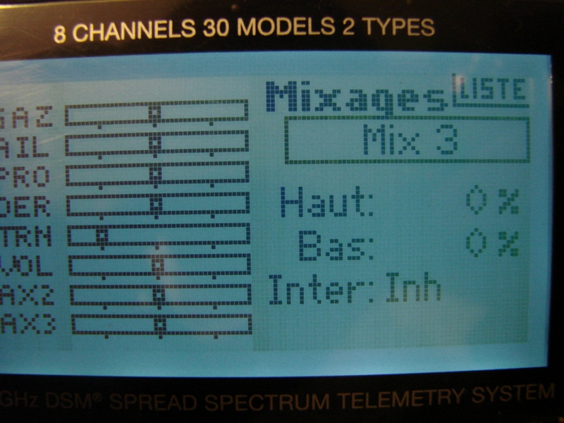 [Tuto] Radio Spectrum DX8 - Quelques astuces et reglages de base.  91