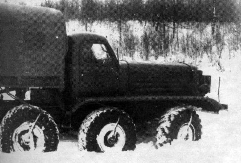 Venom Creeper - Axial SCX10 - ZIS E134 1955 - 8x8 ou 12x12 avec la remorque 006