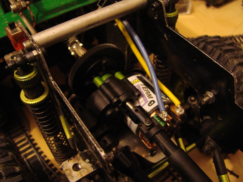 Venom Creeper - Axial SCX10 - ZIS E134 1955 - 8x8 ou 12x12 avec la remorque 211