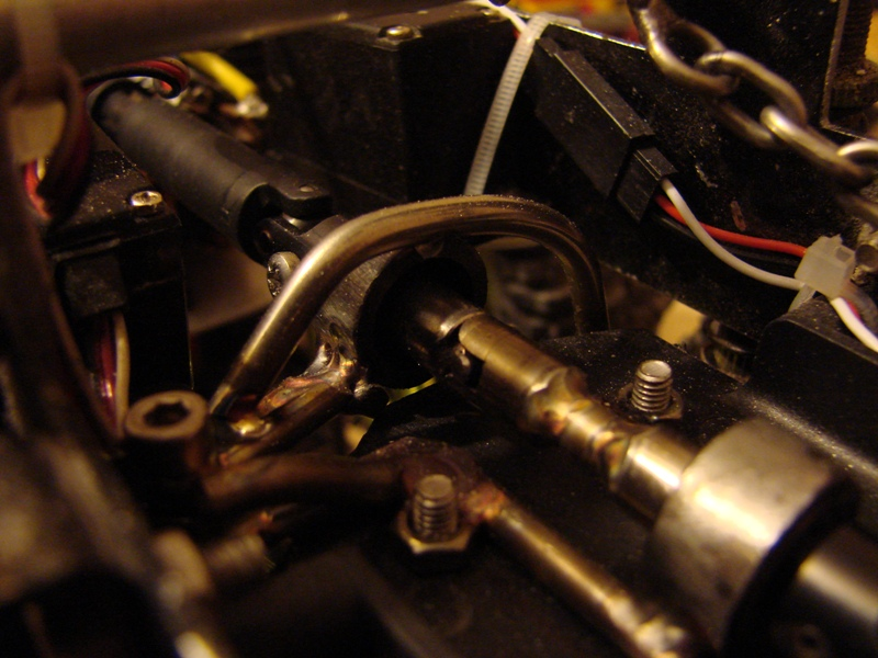 Venom Creeper - Axial SCX10 - ZIS E134 1955 - 8x8 ou 12x12 avec la remorque 235