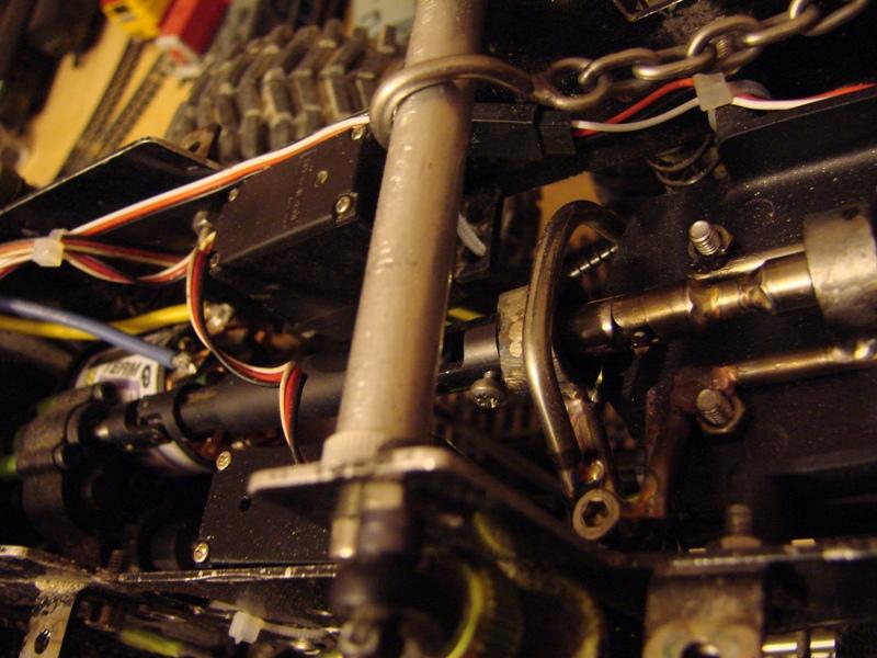 Venom Creeper - Axial SCX10 - ZIS E134 1955 - 8x8 ou 12x12 avec la remorque 238