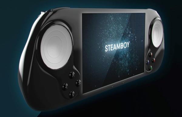 El salto de Warband a consolas portátiles  Steamboy