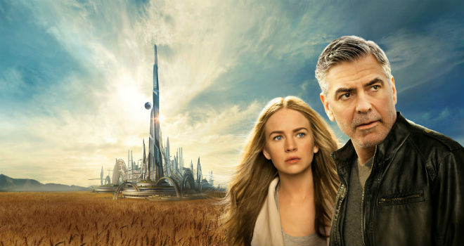 Is Hollywood Heading for a Summer Box Office Disaster? TomorrowlandPoster