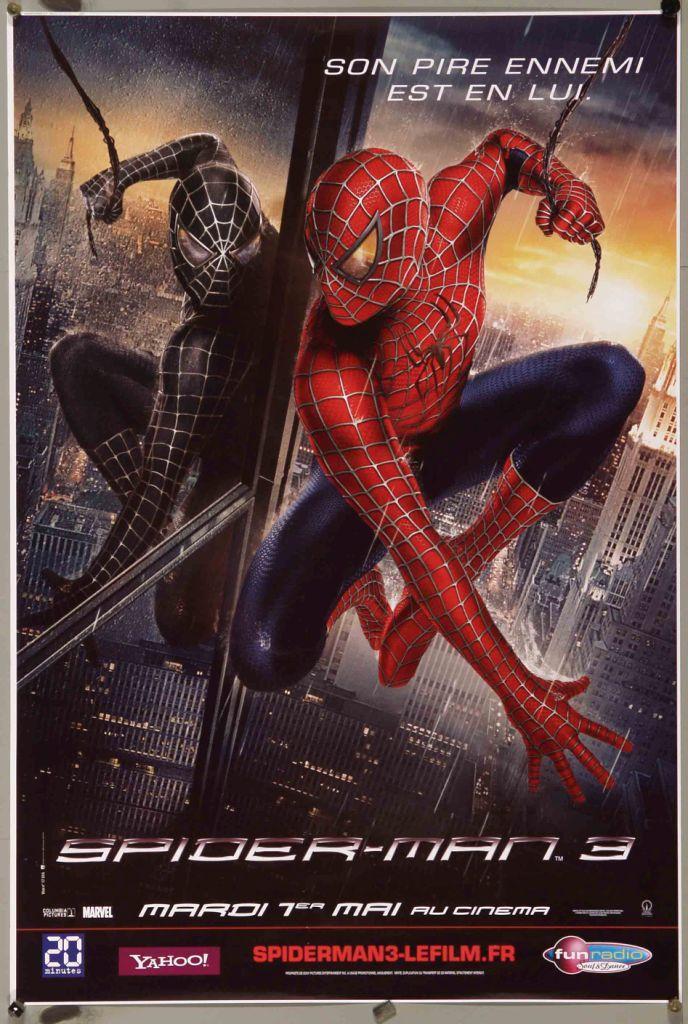 Le dernier film que tu as vue  Spidermanrouge